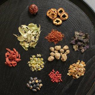 オーダーメイド薬膳茶(6-8種類)