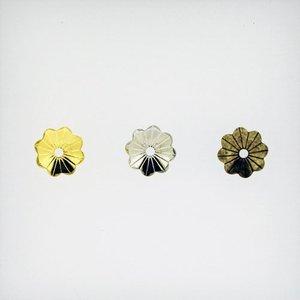 メタルビーズ メタルキャップ 10mm 20個 MM0446
