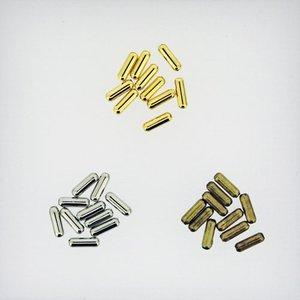 メタルパーツ 二分竹パーツ 6mm 50個 MM0466