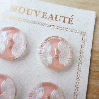 フランス ヴィンテージボタン  22.5mm 1コ FAB0002