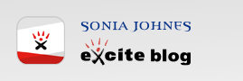 SONIA JOHNES exeite blog