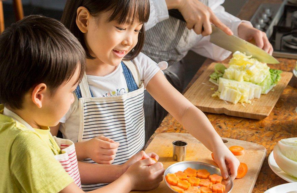災害時の「食」についてもしもの時、あなたは何を食べますか? 防災・備蓄 お料理教室