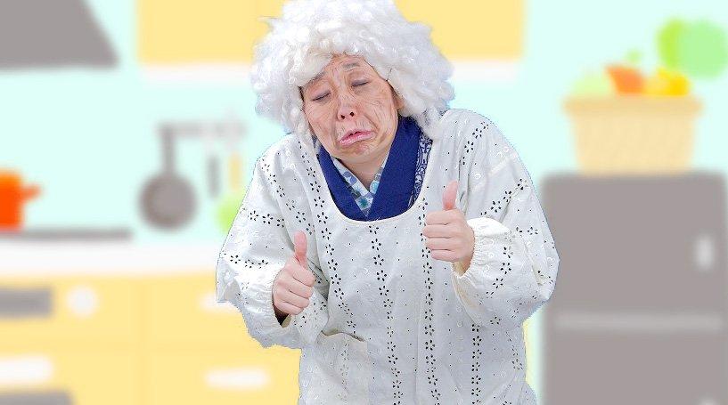 """あかね婆さんのお茶の子さいさい!お食べな祭 激うま!!いしかわ製茶の""""お茶〜シューラーメン"""""""