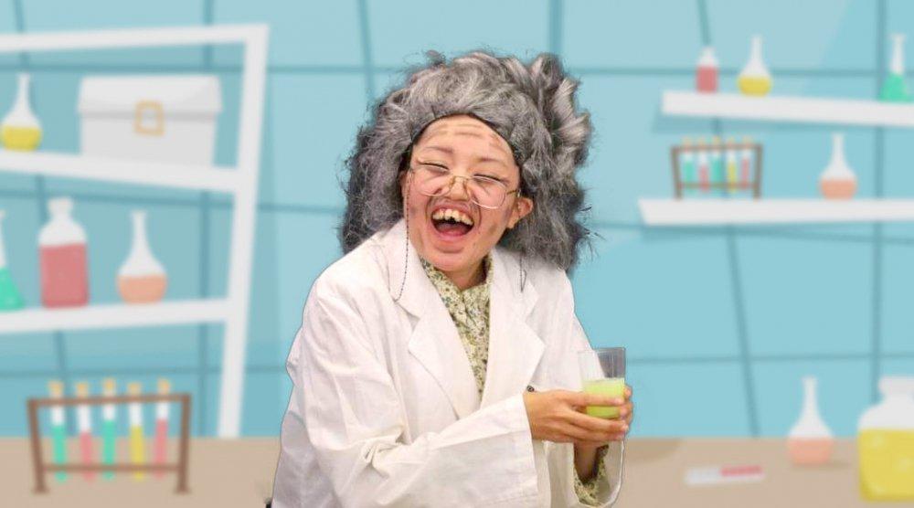 バーバ博士のありがトウモロコシ大作戦