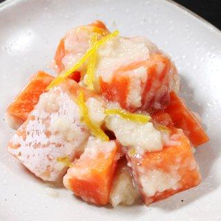 刺身サーモン塩麹漬け 250g