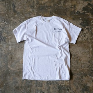 【 THE DAY  Pocket Tee 】