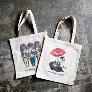 【 Kris GOTO × JAMES AFTER BEACH CLUB  Tote BAG 】