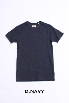 ハリウッドランチマーケット/ストレッチフライス ショートスリーブTシャツ