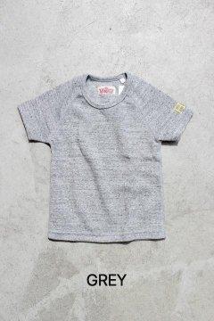 ハリウッドランチマーケット/ストレッチフライスショートスリーブTシャツ キッズ