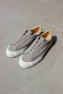 ASAHI/ASAHI BELTED LOW SUEDE メンズ GRY