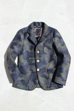 H.C.R. ITALIA/CAMOUFLAGE ジャケット