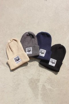 MT.RAINIER DESIGN/LOGO KNIT CAP 4色