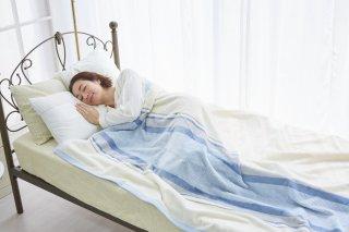 三和シール 綿毛布 cotton-ton (ブルー)シングル 140cm×200cm  国産 【メーカー直販価格】