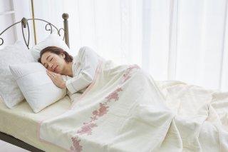 三和シール 綿毛布 cotton-ton (ピンク)シングルロング 140cm×210cm  国産 【メーカー直販価格】