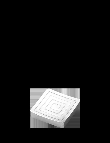 箸置き 幾何学 四角 [5種]