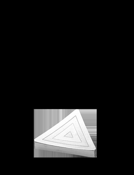 箸置き 幾何学 三角 [5種]