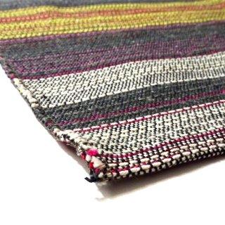 高級ヨガマット ビーチマット 手織り 100%オーガニックコットン(北海道・九州・沖縄への配送は表示価格+600円となります)