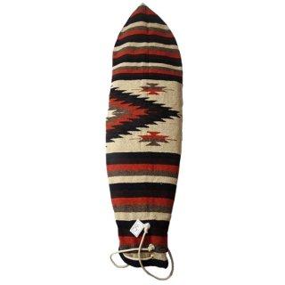 サイズ[6.0 x 22.5] ハンドメイド ボードバック メキシコの伝統的織物 世界で一つのデザイン(北海道・九州・沖縄への配送は表示価格+600円となります)
