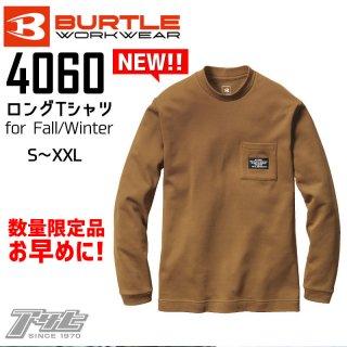 BURTLE/バートル/4060/ロングTシャツ