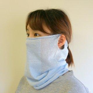 かおをつつむ / 呼吸しやすいフェイスマスク 涼しい夏の麻