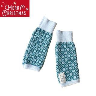 【29%OFFクリスマスギフトセット】ラッピング付き! てをつつむ/アームウォーマー ・ スヌード tsutsu セット