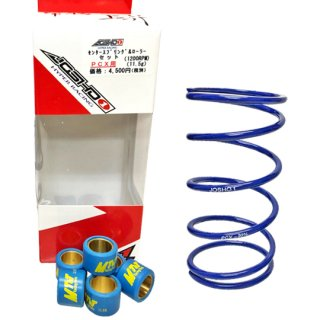 CENTER SPRING & Weirht Roller SET PCX125 専用