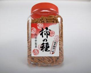 ボトル入り柿の種お徳用サイズ 激辛韓国一味