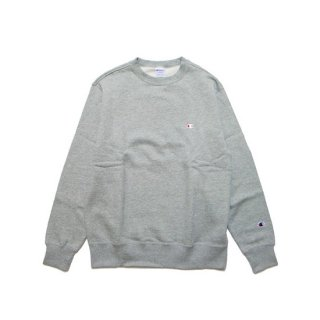 CHAMPION チャンピオン BASIC CREWNECK SWEAT C3-Q006/OXFORD GREY