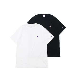 CHAMPION チャンピオン BASIC S/S TEE C3-P300/BLACK,WHITE