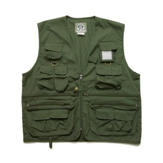 ROTHCO ロスコ UNCLE MILTY TRAVEL VEST 7531/OLIVE DRAB