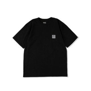 THUMPERS サンパーズ MINI LOGO S/S TEE/BLACK