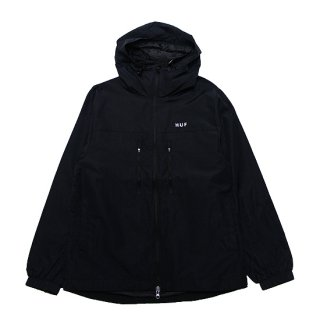 HUF ハフ STANDARD SHELL 3 JACKET JK00213/BLACK