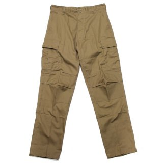 ROTHCO ロスコ TACTICAL BDU PANTS 8522/COYOTE