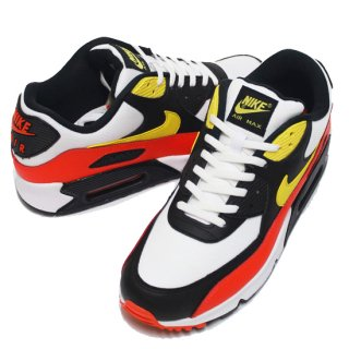 NIKE ナイキ AIR MAX 90 ESSENTIAL AJ1285-109/WHITE/CHROME YELLOW-BLACK