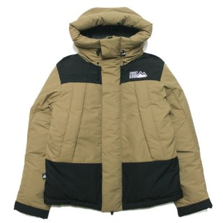 FIRST DOWN ファーストダウン DICROS MAURI DOWN JACKET F842502/COYOTE