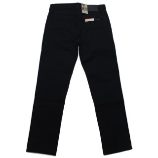 NUDIE JEANS ヌーディージーンズ GRITTY JACKSON DENIM PANTS 113560/DRY BLACK YD