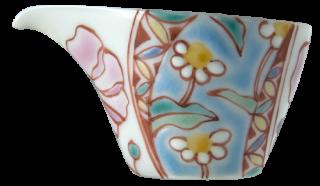 銀舟窯 花のタペストリー