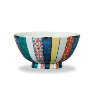 飯碗 小紋十草  和陶房