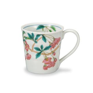 マグカップ 花海棠
