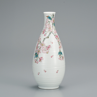 8.5号花瓶 桜  平野由佳