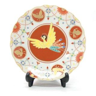手�治虫シリーズ銘々皿 火の鳥
