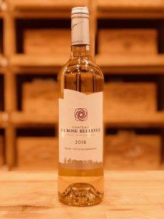 Chateau La Rose Bellevue Blanc 2018<BR>シャトー・ラ・ローズ・ベルヴュ・ブラン