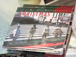 Mr. Jazz Quartet Christmas Time vol.1