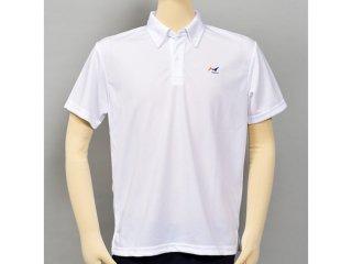 ポロシャツ(ブランドマーク) ホワイト