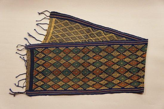 高級手織りイカット・IK-020-8