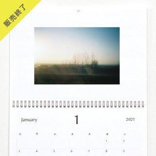 花盛友里 | 壁掛けカレンダー【Quakertown】(A3)