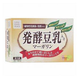 発酵豆乳マーガリン 160g