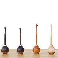 リン棒 4タイプ 天然木 黒檀 花梨 カリン コクタン メープル 自立する 仏具 持ちやすい たまゆらリン アルタ ALTAR