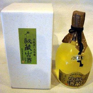 桃川 斗瓶囲い大吟醸 秘蔵古酒 720ml H15年10月醸造