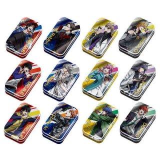 【全部揃ってます!!】ヒプノシスマイク Division Rap Battle Rhyme Anima キャンディ缶コレクション [全12種セット(フルコンプ)]【 ネコポス不可 】